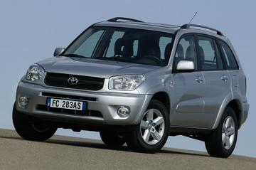 Toyota RAV4 2.0 16v VVT-i Linea Sol 4WD (2003)