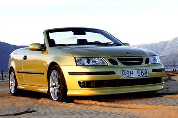 Saab 9-3 Cabriolet 1.8t Vector (2004)