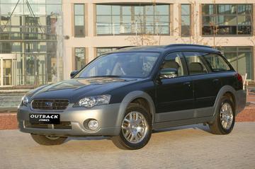 Subaru Outback 2.5i (2004)