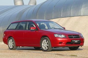 Subaru Legacy Touring Wagon 3.0R Executive Pack (2004)