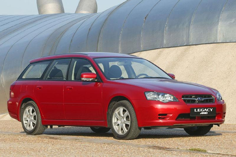 Subaru Legacy Touring Wagon 3.0R Executive Pack (2004)