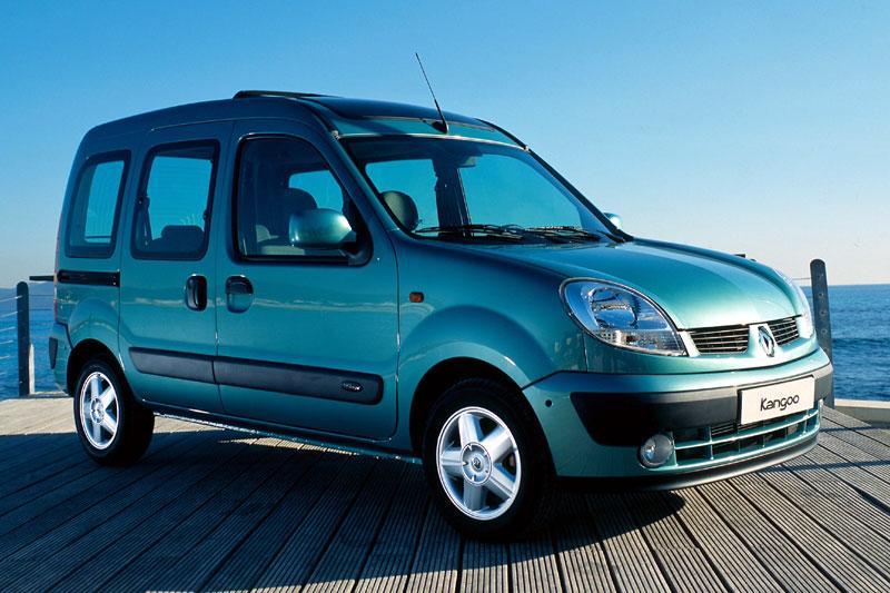 Renault Kangoo 1.5 dCi 65 Expression (2004)