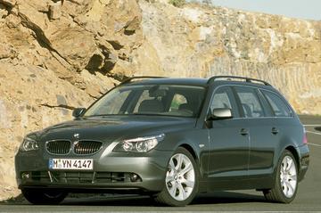 BMW 520d Touring Executive (2006)