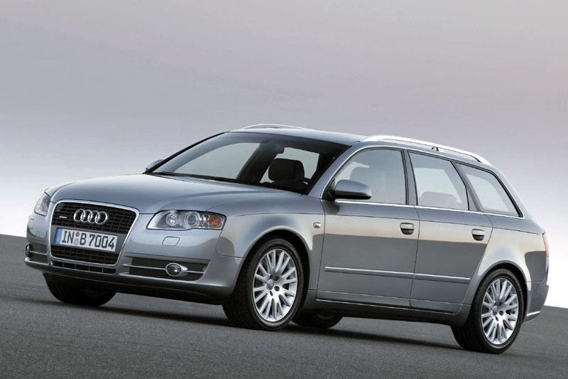 Audi A4 Avant 2.0 TDI 140pk (2005)