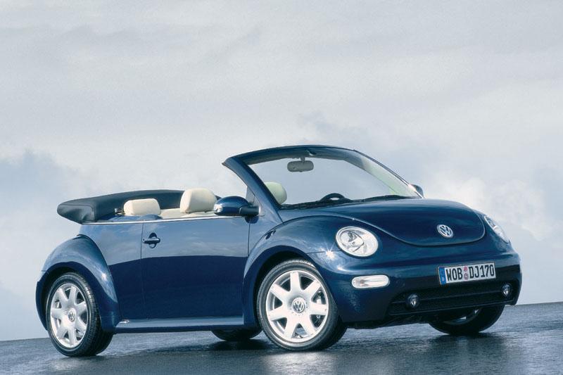 volkswagen new beetle cabrio 1 6 highline. Black Bedroom Furniture Sets. Home Design Ideas