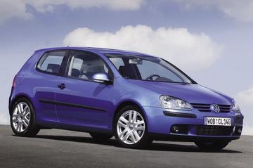 Volkswagen Golf 1.6 16V FSI Turijn (2005)