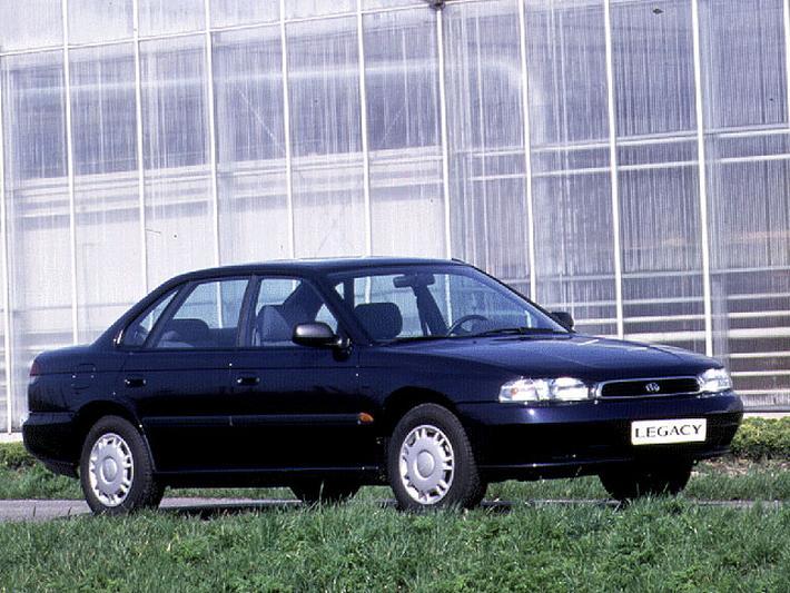 Subaru Legacy 2.0 GL (1994)
