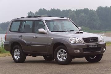 Hyundai Terracan 2.9 CRDi Executive (2004)