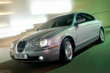 Jaguar S-Type 3.0 V6 (2005)