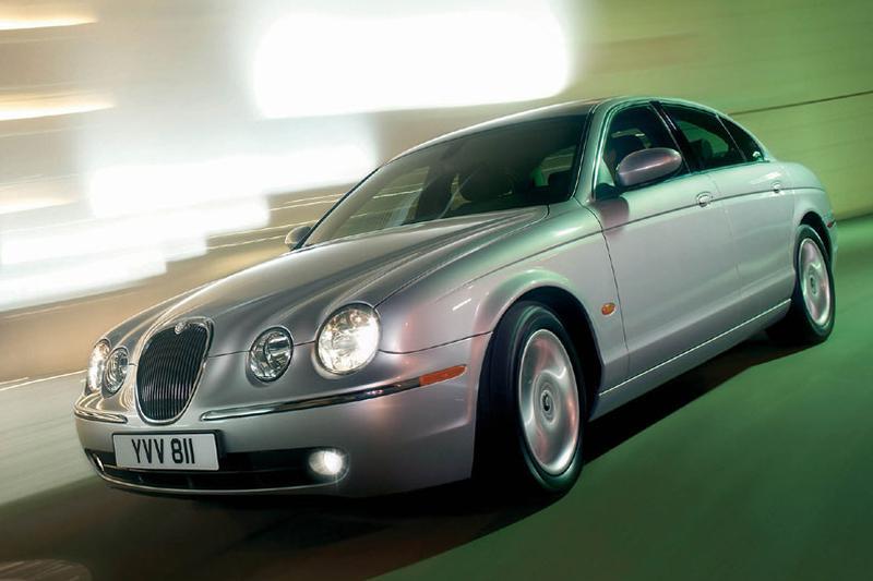 Jaguar S-Type 2.7D iDition (2007)