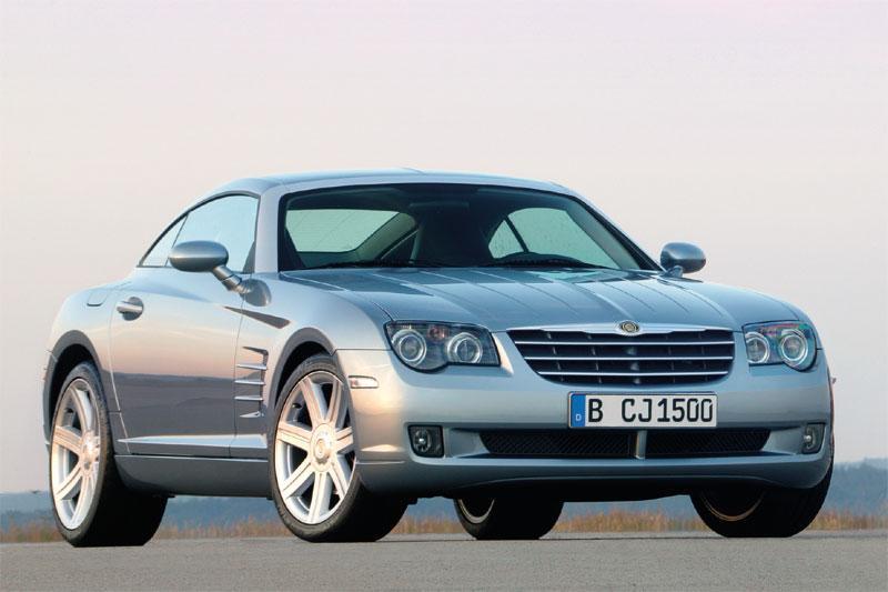 Chrysler Crossfire 3.2i V6 Limited (2004)