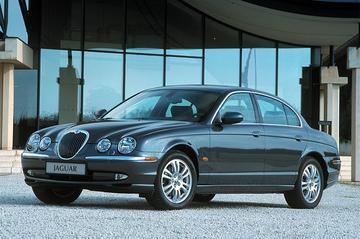 Jaguar S-Type 2.5 V6 Executive (2004)