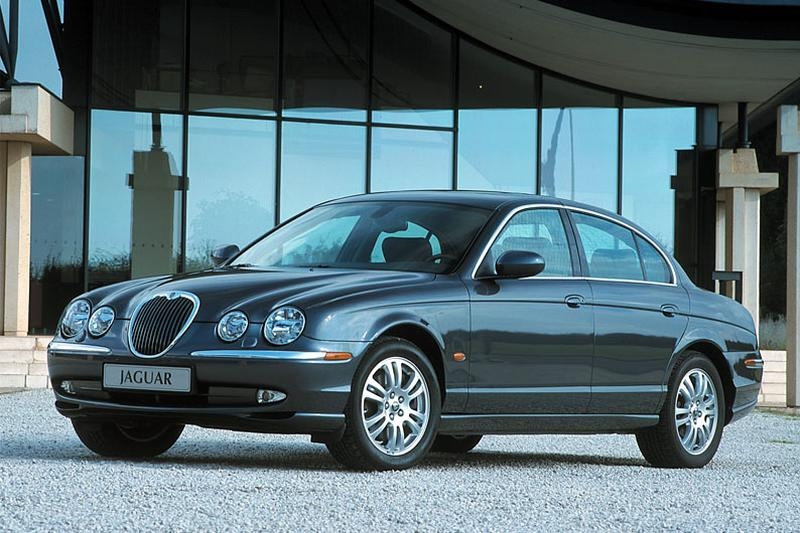 Jaguar S-Type 2.5 V6 Executive (2004)