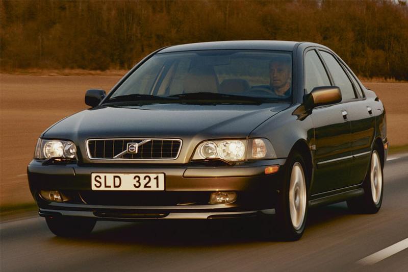 Volvo S40 1.8 (2003)