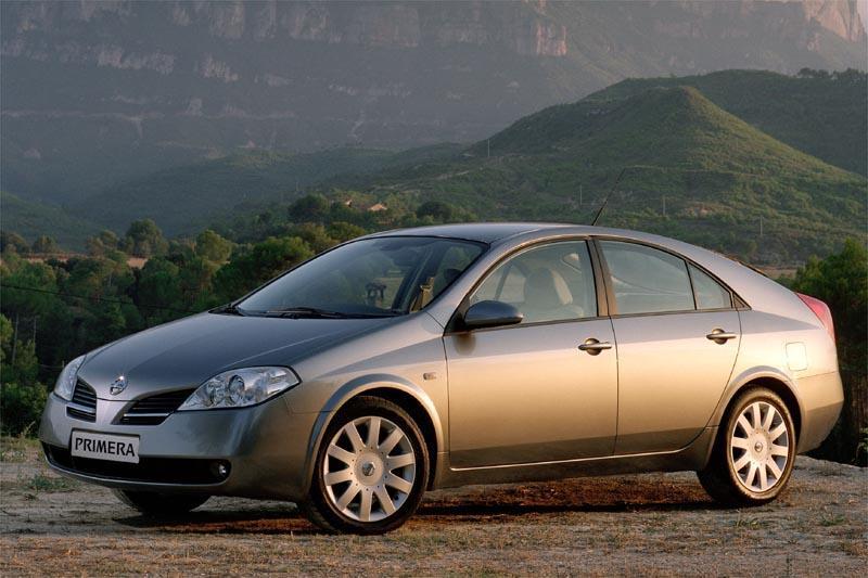 Nissan Primera 1.8 Visia (2004)