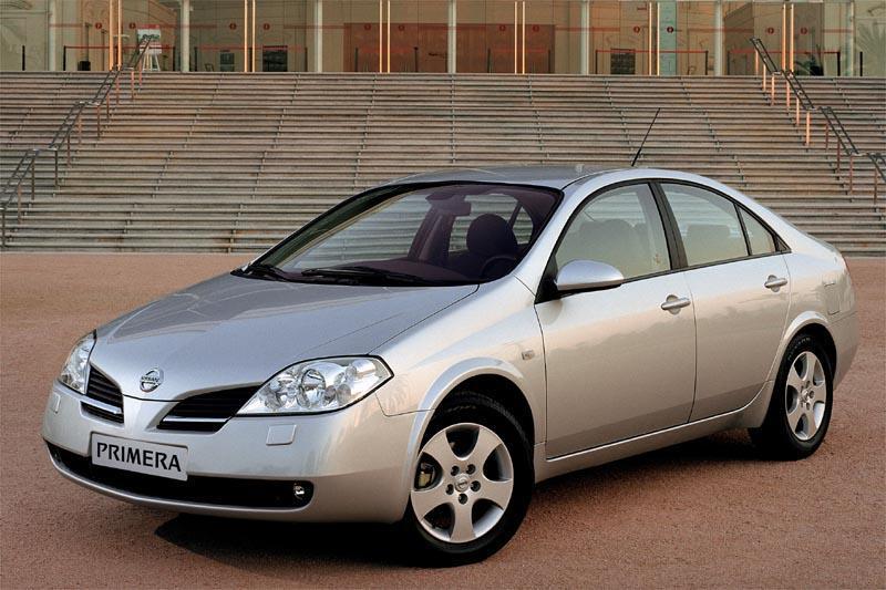 Nissan Primera 2.2 DCT Tekna (2002)