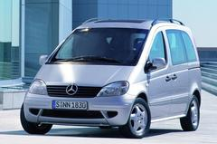 Mercedes MLC mule