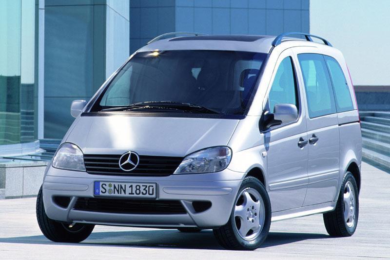 Mercedes-Benz Vaneo CDI 1.7 Ambiente (2004)