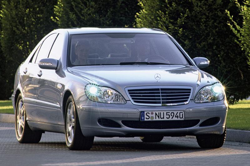 Mercedes-Benz S 400 CDI (2002)