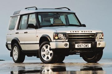Land Rover Discovery 2.5 Td5 E (2004)