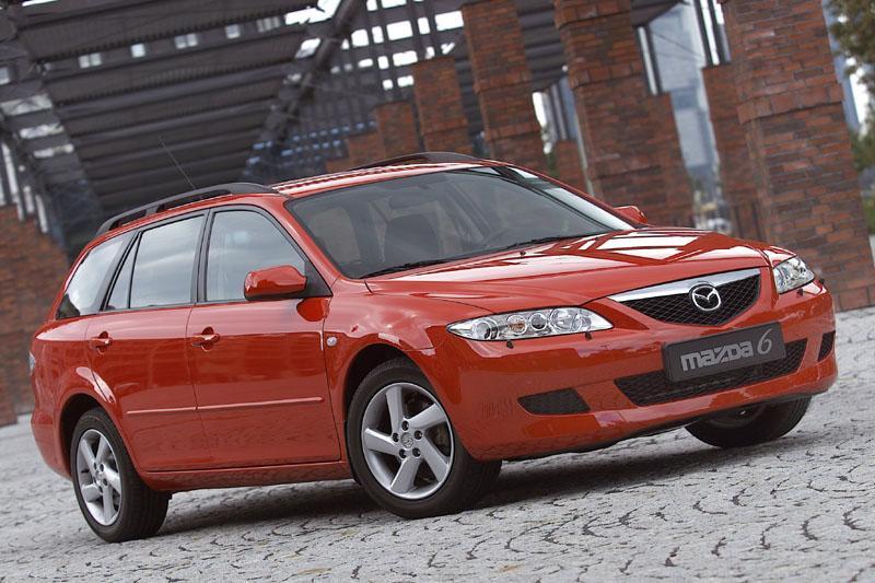 Mazda 6 SportBreak 2.0 Executive (2003)