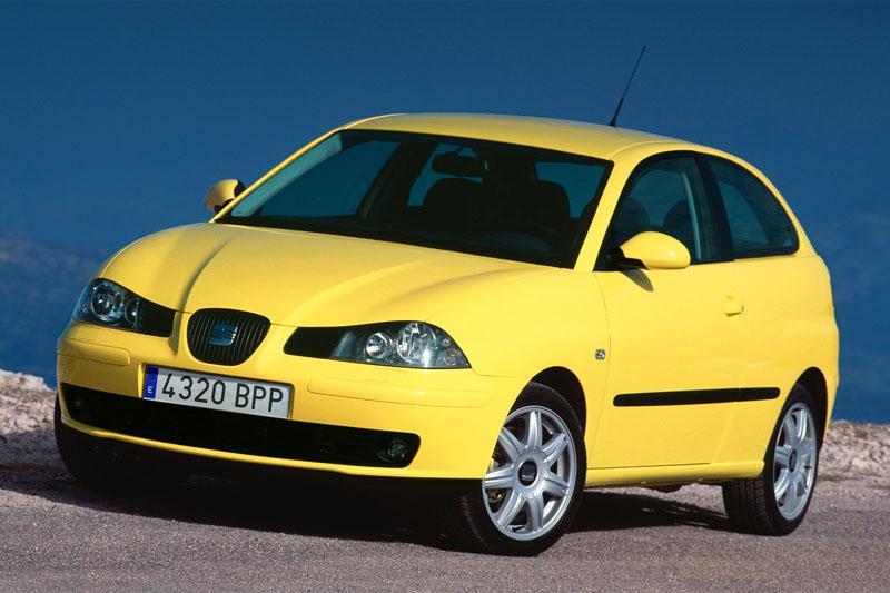 Seat Ibiza 1.4 16V 75pk Businessline (2005)