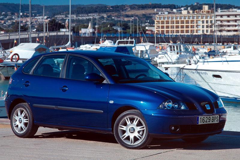 Seat Ibiza 1.4 16V 75pk Signo (2002)