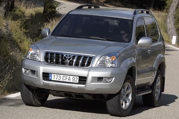 Toyota Land Cruiser 3.0 D-4D VX (2007)