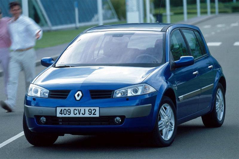 Renault Mégane 1.6 16V Authentique Comfort (2003)