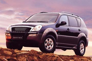 SsangYong Rexton RX 270 Xdi (2005)