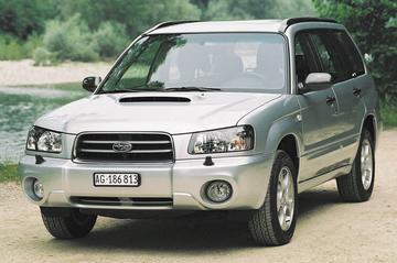 Subaru Forester 2.0 X AWD (2005)