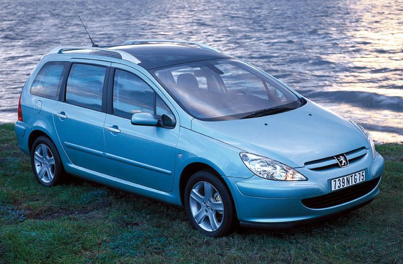 Peugeot 307 SW 2.0 HDI 90pk Pack (2004)