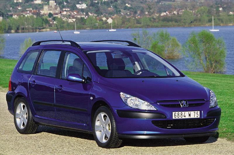 Peugeot 307 Break XS Pack 2.0 16V (2003)