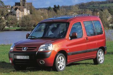 Peugeot Partner XT 1.6-16V (2004)