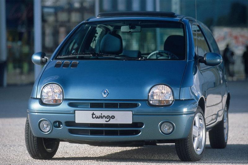 Renault Twingo 1.2 16V Dynamique (2003)