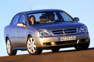Opel Vectra 2.2-16V DGi Elegance (2005)