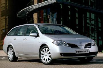 Nissan Primera Estate 2.0 Tekna (2002)