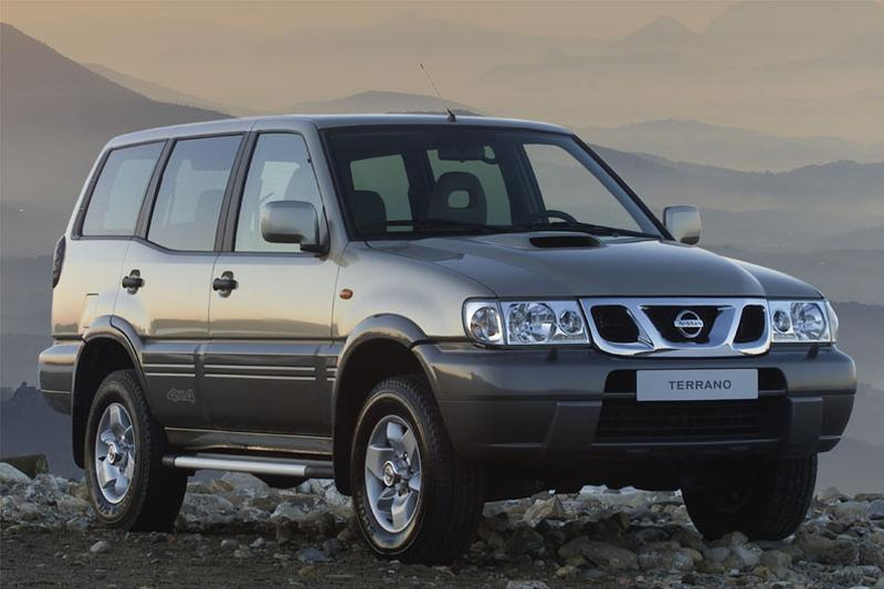 Nissan Terrano 3.0 Di Elegance (2004)