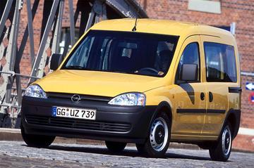 Opel Combo Tour 1.7 DTi-16V Comfort (2002)