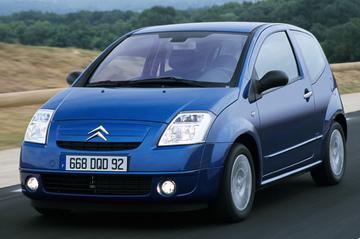 Citroën C2 1.4 VTR (2004)