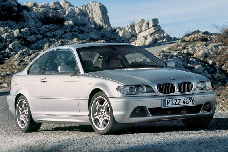 BMW 325Ci Executive (2004)