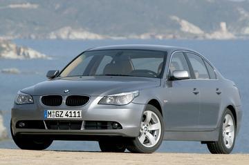 BMW 525d High Executive (2004)