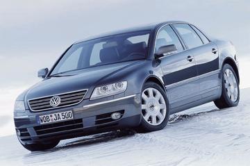 Volkswagen Phaeton 3.0 TDI V6 4Motion 5-zitter Highline (2009)