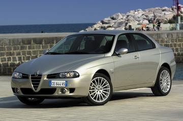 Alfa Romeo 156 1.9 JTD Distinctive (2005)