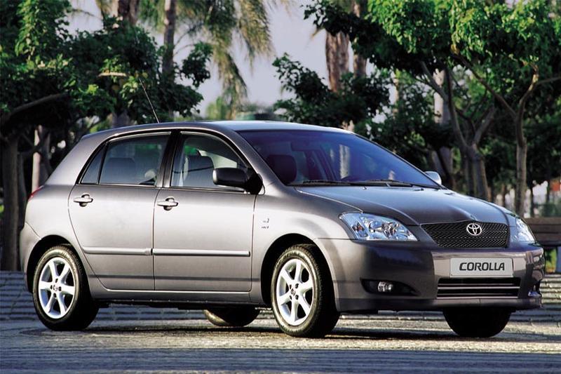 Toyota Corolla 1.6 16v VVT-i Linea Sol (2003)