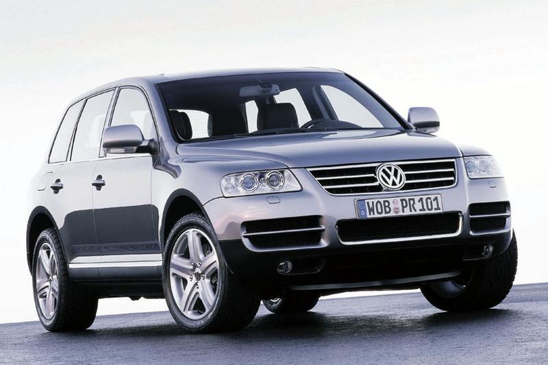 Volkswagen Touareg 3.2 V6 (2003)