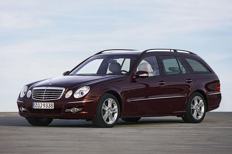 Mercedes-Benz E 280 4Matic Avantgarde Combi (2006)