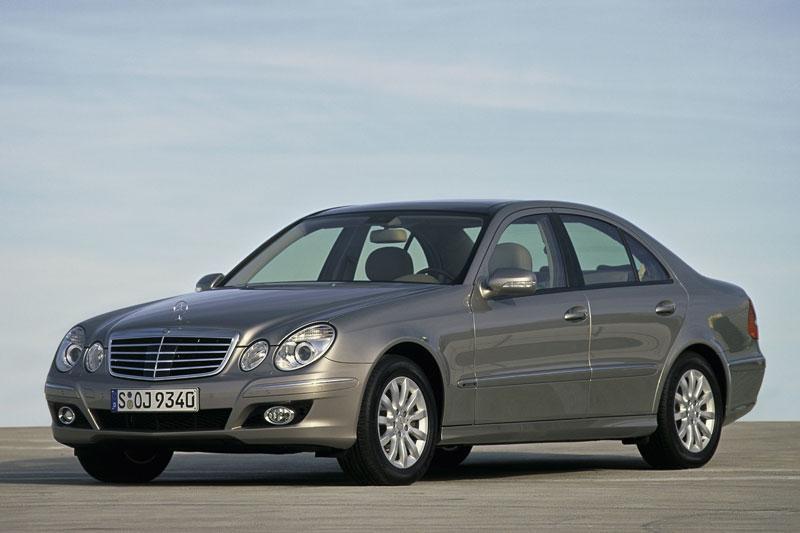 Mercedes-Benz E 200 CDI Classic (2008)