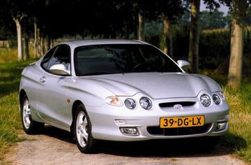 Hyundai Coupé 2.0i FX (2000)