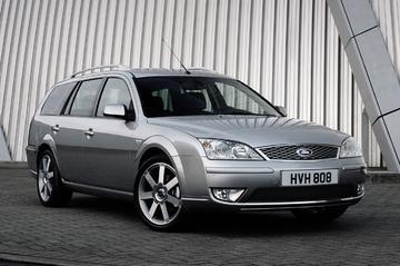 Ford Mondeo Wagon 2.2 TDCi Platinum (2007)
